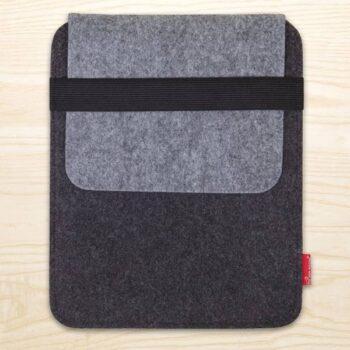 Tablet taske i grå