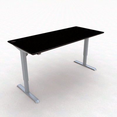 ConSet rektangulært hæve-sænkebord